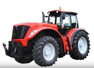 Белорусский трактор МТЗ 4522
