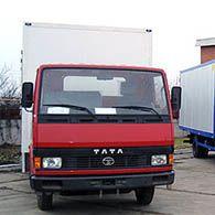 Грузовое такси ТАТА