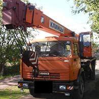 Автокран КС-35719-1-02 «Клинцы»