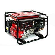 Генератор бензиновый электрогенератор 3 кв.т.