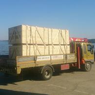 Манипулятор грузоподъемностью 10 тонн