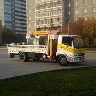 Манипулятор грузоподъемностью 8 тонн