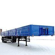 Аренда прицепа Тонар 45 тонн