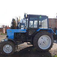 Аренда трактора МТЗ-82.1, ЮМЗ