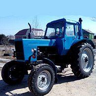 Аренда трактора МТЗ 821