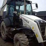 Аренда трактора TEREX 820