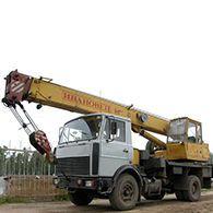 Автокран 14 тонн КС 3571А