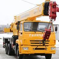 Аренда автокрана КC-55713-1 «Галичанин»