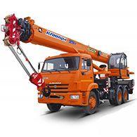 Автокран 25 тонн КС-55713