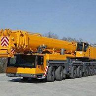 Аренда крана 400 тонн LIEBHERR