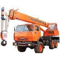Автокран МКТ 25 тонн