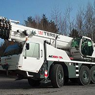 Автокран TEREX-DEMAG AC60/3