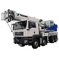 Аренда автокрана 65 тонн Tadano