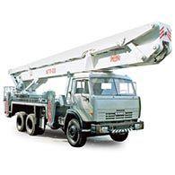 Автокран КамАЗ АГП-28