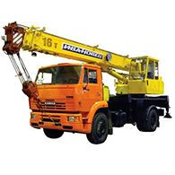 Автокран 16 тонн КС-35714К-3
