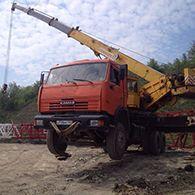 Аренда автокрана 25 тонн Ивановец