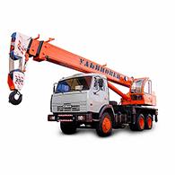 Аренда автокрана 25 тонн Камаз KS-54712