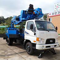 Автовышка Hyundai Dasan DS-280L