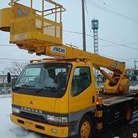 Аренда автокрана Mitsubishi Canter Aichi SK-240