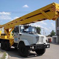 Автовышка Зил- 131 АГП–22