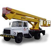 Автовышка 18 метров АГП-18