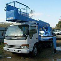 Аренда автовышки Isuzu Elf Aichi SK-150