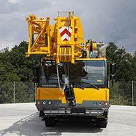 Аренда автокрана LIEBHERR LTM 1070-4.2