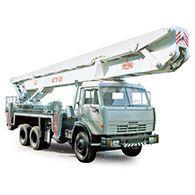 Аренда автовышки АГП-28