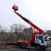 Автовышка 50 метров (Hyundai)