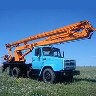 Автовышка АГП-22-04