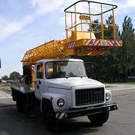 Аренда автовышки АП-17А
