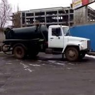 Аренда ассенизаторской машины ГАЗ