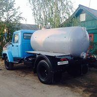 Аренда ассенизатора ГАЗ-3307
