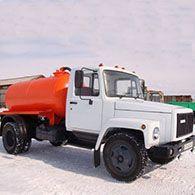 Услуги ассенизатора ГАЗ 3309