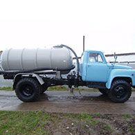 Услуги ассенизатора ГАЗ-53