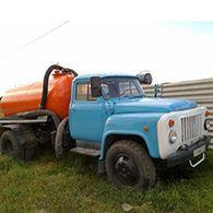 Аренда ассенизатора ГАЗ-53
