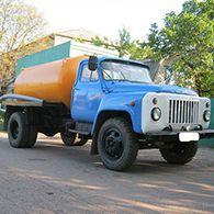 Аренда ассенизатора ГАЗ 3309