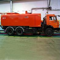 Услуги ассенизатора КАМАЗ 53215