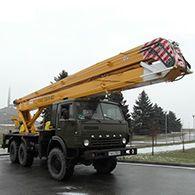 Аренда автовышки ПМС-328-02