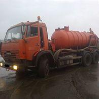 Аренда ассенизатора КАМАЗ КО-507АМ