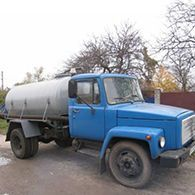 Аренда ассенизатора ГАЗ 53