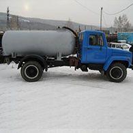 Аренда ассенизатора ГАЗ