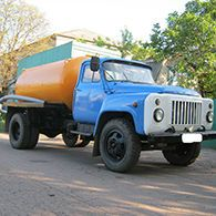 Аренда ассенизатора ГАЗ 3307