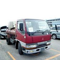 Аренда ассенизатора Mitsubishi Fuso