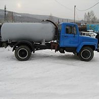 Аренда ассенизатора ГАЗ-22