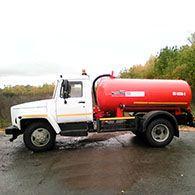Ассенизаторская машина ГАЗ-3309 (КО-503В-2)