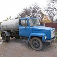 Аренда ассенизатора ГАЗ 53А