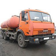 Услуги ассенизатора КамАЗ-53215