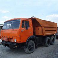 Аренда самосвала КАМАЗ-55111