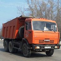 Аренда самосвала КАМАЗ-65115